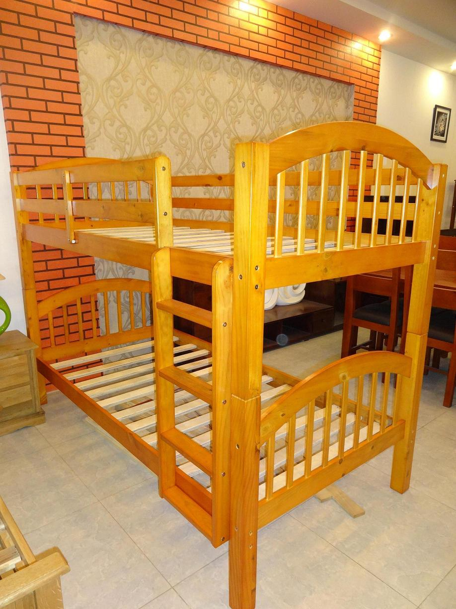 BN-BB19 CHEAP BUNK BED IN VIETNAM