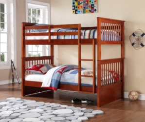 BN-BB25 CHILDREN BUNK BED IN VIETNAM