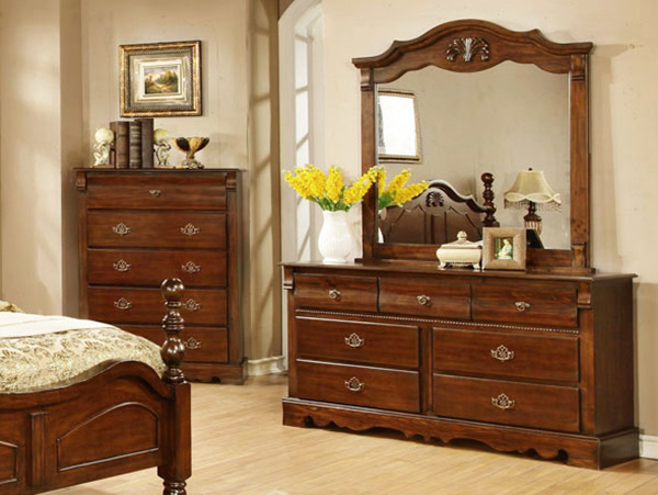 BN-BR01 best sell bedroom furniture with birch veneer