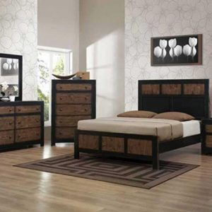 BN-BR02 used bedroom furniture in vietnam