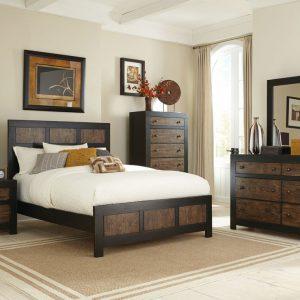 BN-BR02 used bedroom furniture in vietnam