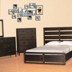 BN-BR04 pine wood bedroom furniture