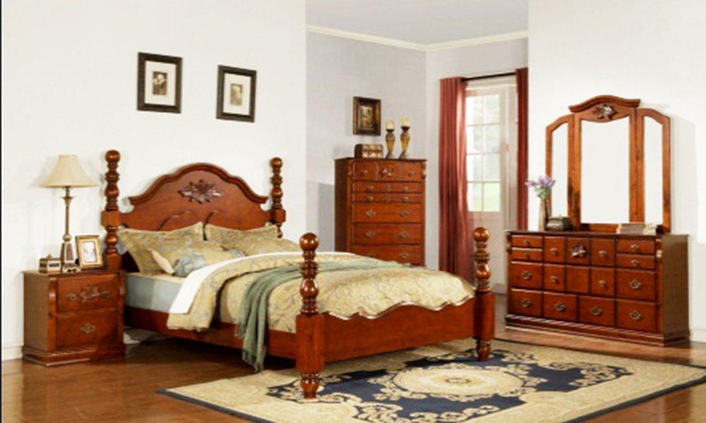BN-BR07 SCANDIAN bedroom furniture