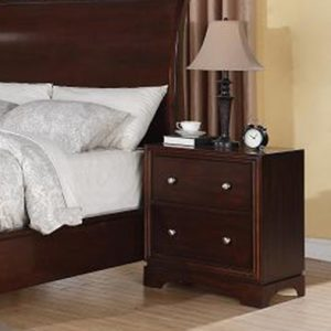 BN-BR14 Pine wood bedroom furniture