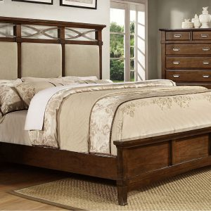BN-BR16 Light OAK bedroom furniture w/ birch in vietnam