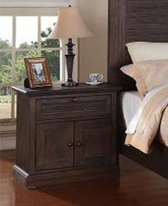 BN-BR19 Modern Bedroom Furniture with scratched