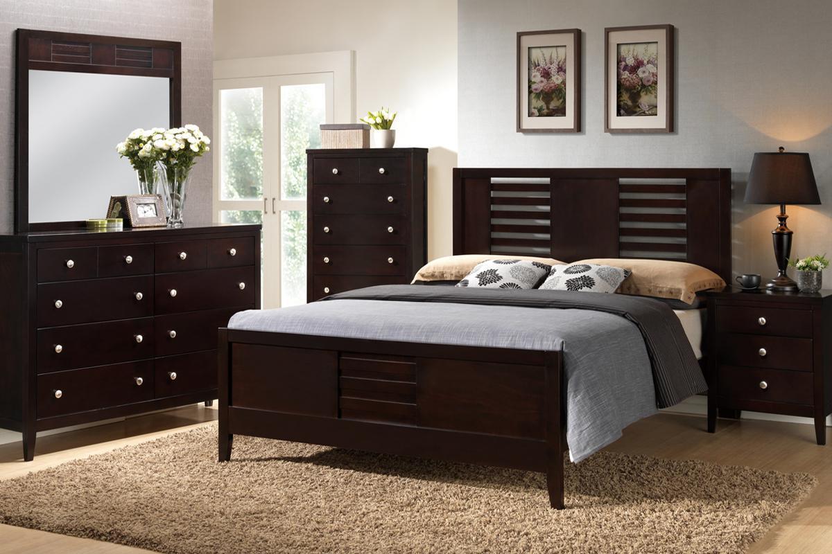 BN-BR30 best sell bedroom furniture set - BAONGOC WOODEN FURNITURE