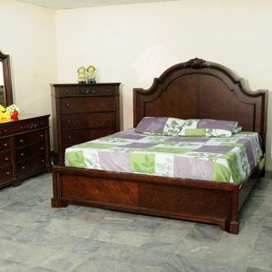 Bn-Br82 Cherry Bedroom Furniture Set