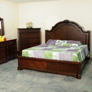 Bn-Br82 Cherry Bedroom Furniture Set