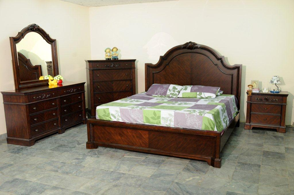 Bn Br82 Cherry Bedroom Furniture Set Baongoc Wooden Furniture