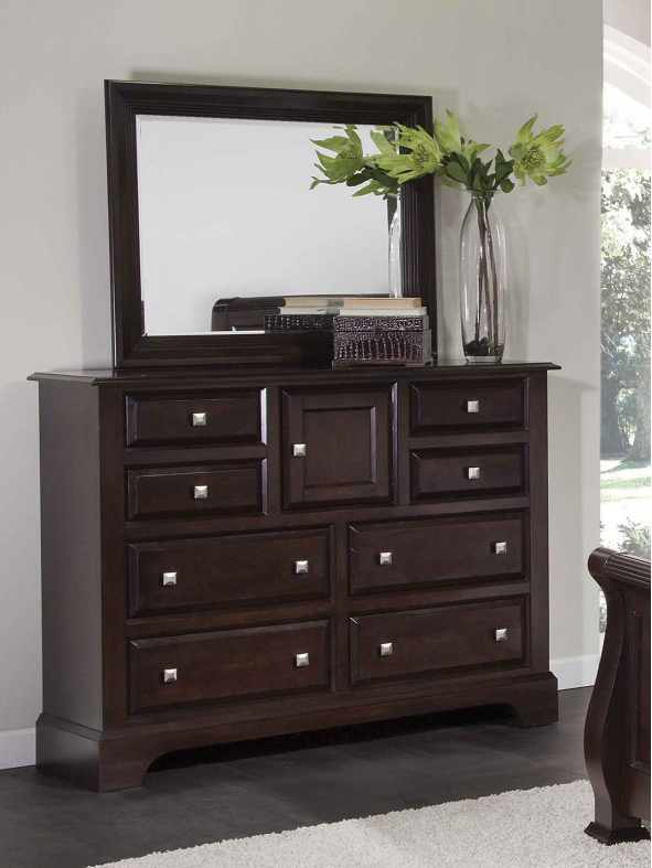 BN-BR84 BIRCH BEDROOM SET FURNITURE