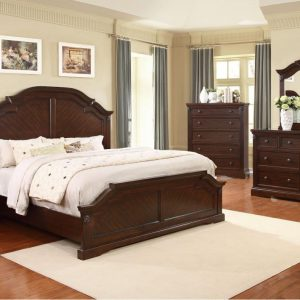 BN-BR86 MODERN POPLAR BEDROOM FURNITURE SET