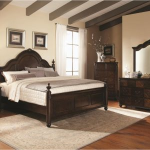 BN-BR87 BEST SELL POPLAR BEDROON SET
