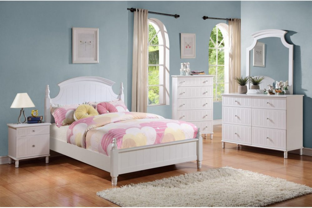 BN-BR88 BEST SELL YOUTH BEDROOM FURNITURE IN VIETNAM
