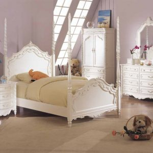 BN-BR89 CHEAP KIDS BEDROOM FURNITURE IN VIETNAM
