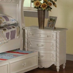 BN-BR91 KIDS BEDROOM FURNITURE WITH WHITE
