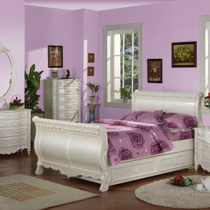 BN-BR92 YOUTH BEDROOM FURNITURE IN VIETNAM