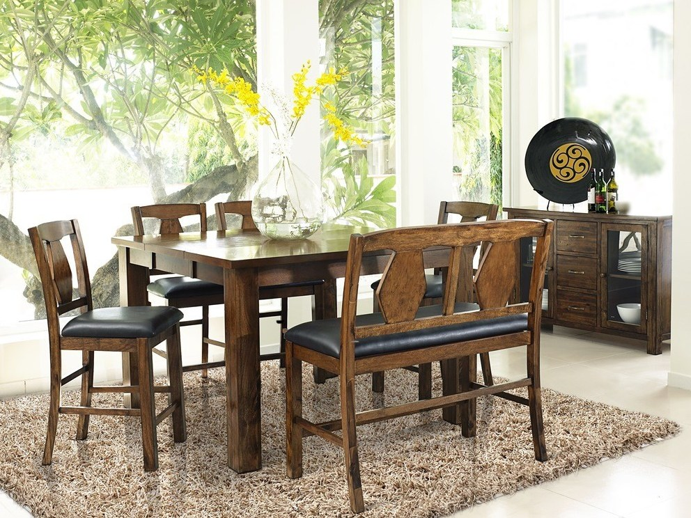 BN-DN02 DINING ROOM FURNITURE BY SOLID WOOD