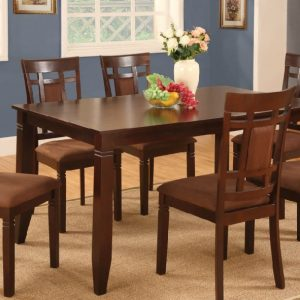 BN-DN03 DINING ROOM COLLECTIONS W/ FABRIC SEAT