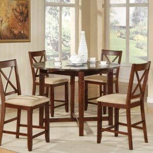 BN-DN13 DINING ROOM FURNITURE WITH HEIGH TABLE & CHAIR