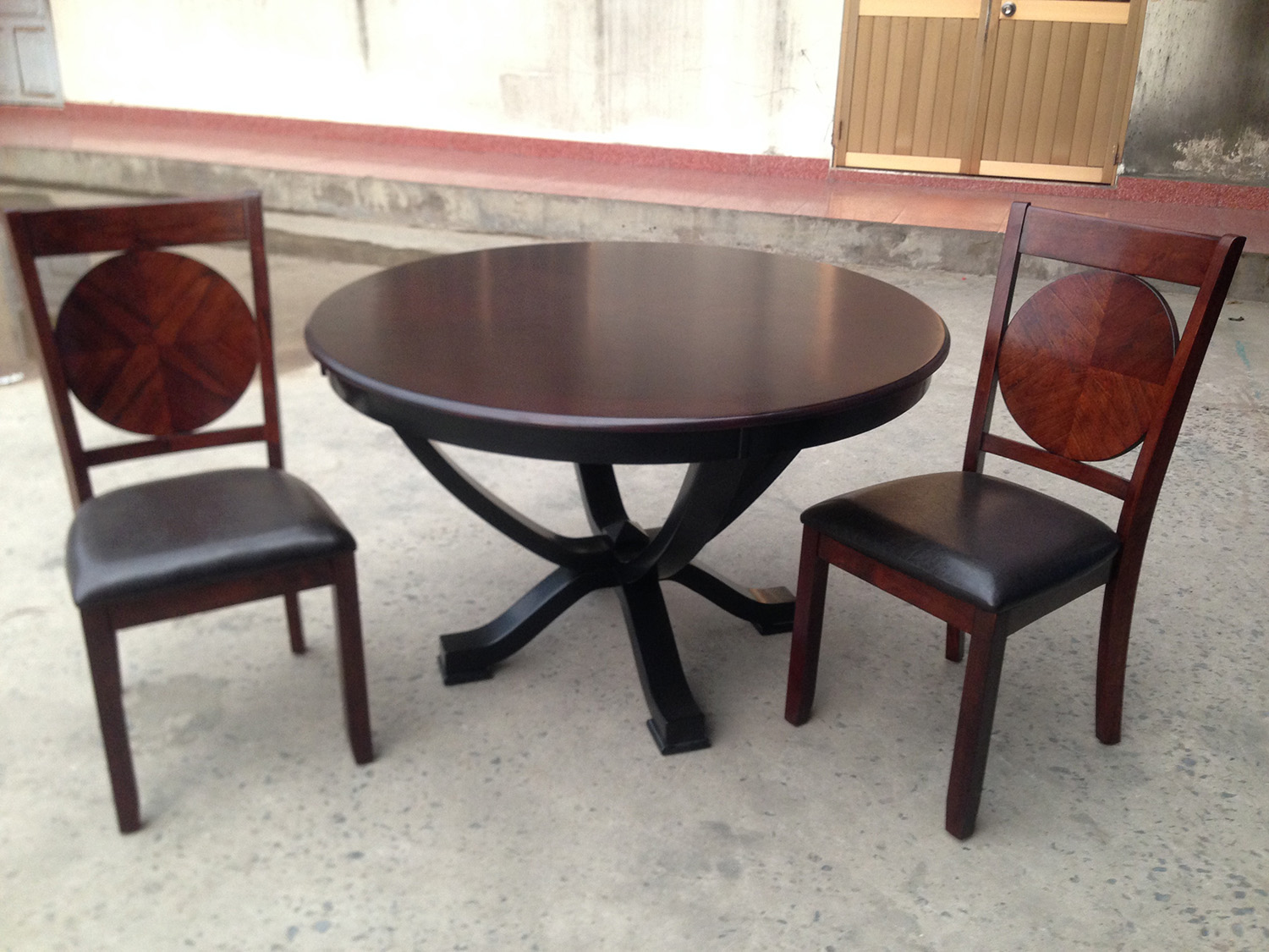 Bn Dn32 Wooden Dining Room Chair Parts Baongoc