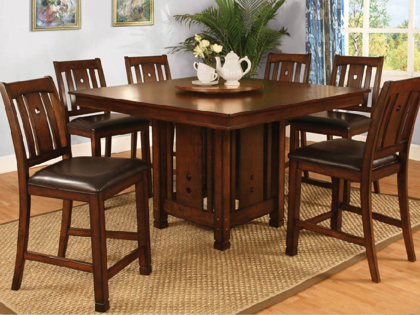 BN-DN37 HIGH BACK DINING ROOM FURNITURE IN VIETNAM