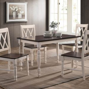 BN-DN47 CAPPUCINO DINING ROOM SET