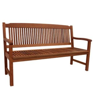 BN-OD10 STRAIGHT BACK BENCH 3S AS 1500 - AS