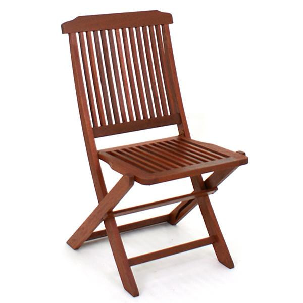 BN-OD22 FOLDING ARMLESS CHAIR 15 X 20