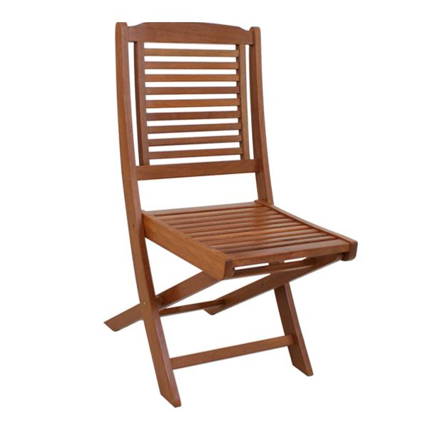 BN-OD24 FOLDING ARMLESS CHAIR 15 X 23