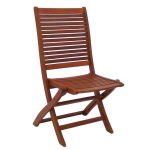 BN-OD33 FOLDING ARMLESS CHAIR LS 15 X 23