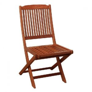 BN-OD37 FOLDING ARMLESS CHAIR 15 X 20