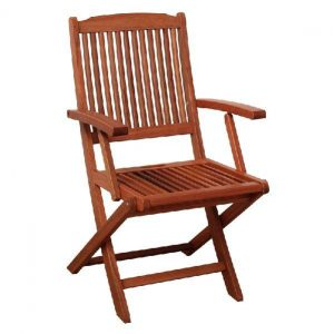 BN-OD38 FOLDING ARM CHAIR 15 X 20