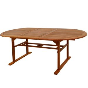 BN-OD42 BUTTERFLY OVAL TABLE 970X2000
