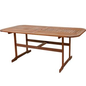 BN-OD57 RECTANGLE TABLE 1000 x 2000